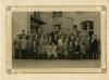 Les Professeurs et quelques surveillants du Collège Avril 1955