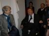 La fille de Jean VAYSSIE avec le Vice-Président du Conseil Général Monsieur Gabrieli
