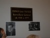 La plaque Espace Jean VAYSSIE