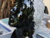 Etape3-1 Première couche de laque noire