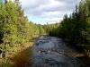 Une rivière typique