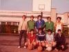 1980 Equipe basket finaliste Championnat Academie