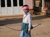 La fête religieuse Tabaungpwe