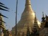 Rangoon La pagode Shwedagon