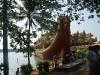 Rangoon Le lac Kandawgyi