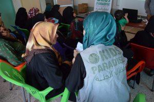 Programme d'aide aux réfugiés Syriens